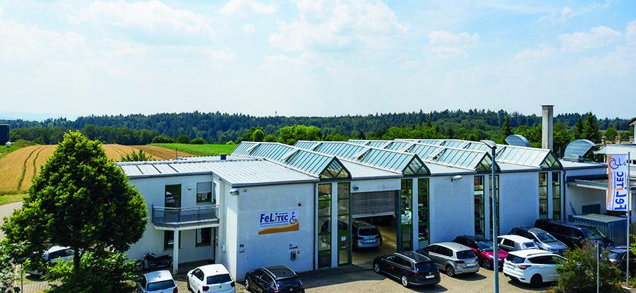 FeLiTec Firmengebäude