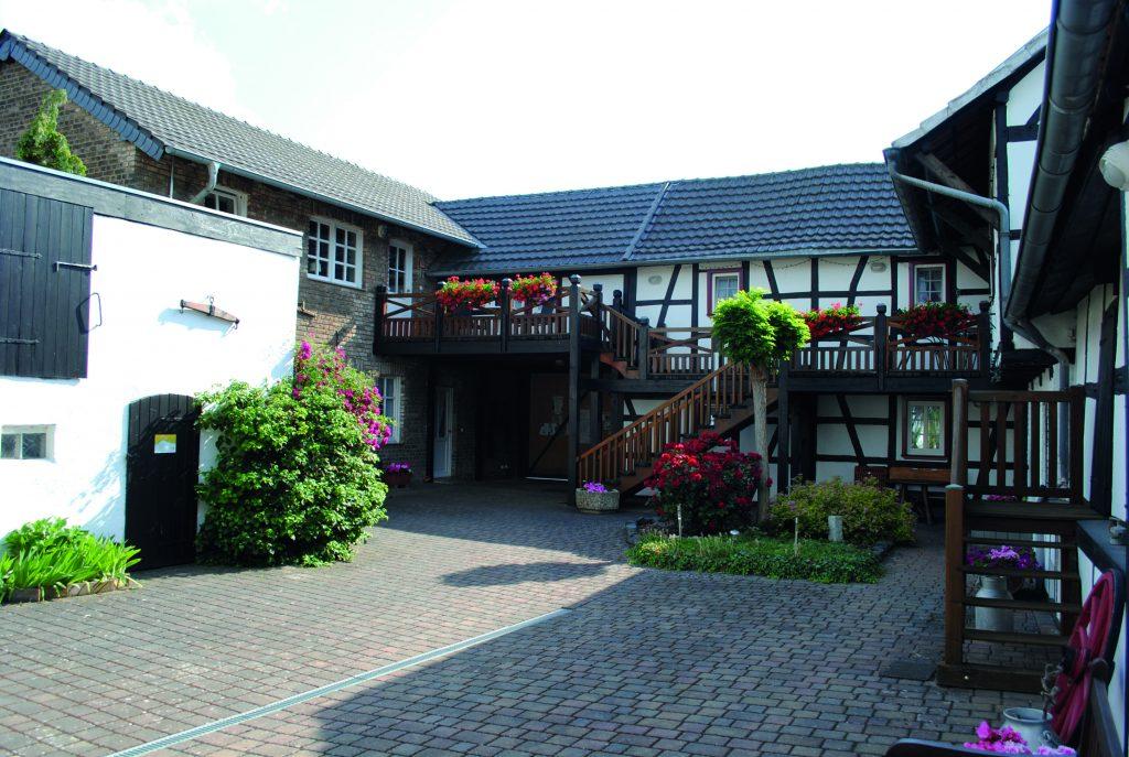 Deutsches Fachwerkhaus